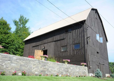 The Barn - Exterior view